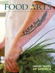 Food Arts June 2012